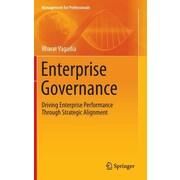 "Springer ""Enterprise Governance"" Hardcover Book"