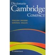 "Cambridge University Press ""Diccionario Cambridge Compact: English-Spanish/Espanol.."" Paperback Book"