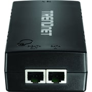 TRENDnet® TPE-115GI Full Duplex Ethernet Speed Gigabit PoE+ Injector