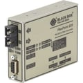 Black Box® FlexPoint ME660A-MSC RS-232 to Fiber Converter