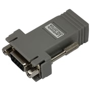 Lantronix® RJ45 to DB9F Cable Adapter For Serial Devices With DB9M DTE Connectors
