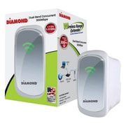 Diamond WR600NSI Dual Band Wireless 802.11n Range Extender, 300 Mbps