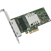 Intel® I340-T4 Gigabit Ethernet 10/100/1000 PCI Express 2.0 X4 Ethernet Server Adapter
