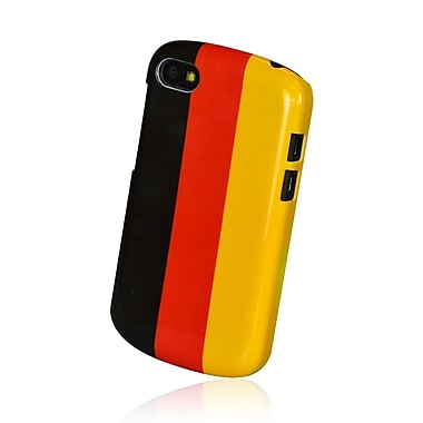 Gel Grip Blackberry Q10 Flag Shell, Germany