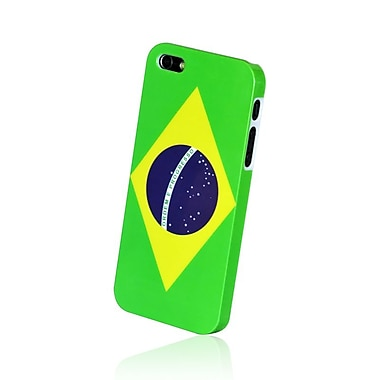 Gel Grip iPhone 5 Flag Shell, Brazil