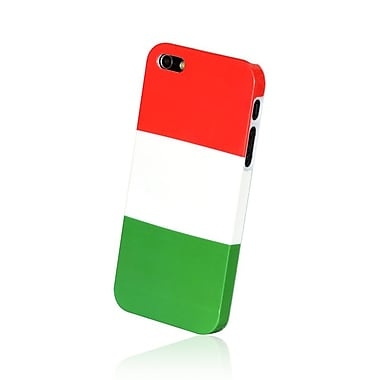 Gel Grip iPhone 5 Flag Shell, Italy