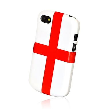 Gel Grip Blackberry Q10 Flag Shell, England