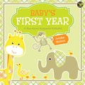 TF Publishing in.Baby's First Yearin. 2015 Wall Calendar