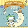TF Publishing Baby's First Year: Garfield Undated Wall