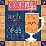TF Publishing Coffee 2015 Wall Calendar