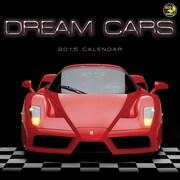 TF Publishing Dream Cars 2015 Wall Calendar