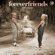 TF Publishing Forever Friends 2015 Wall Calendar