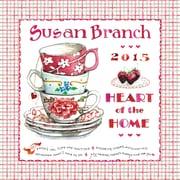 TF Publishing Susan Branch 2015 Wall Calendar