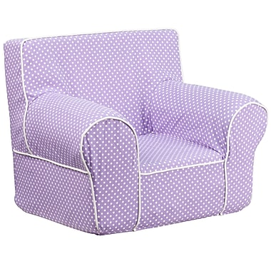 Flash Furniture Wood Sofas, Lavender (DGCHKIDDTPUR)