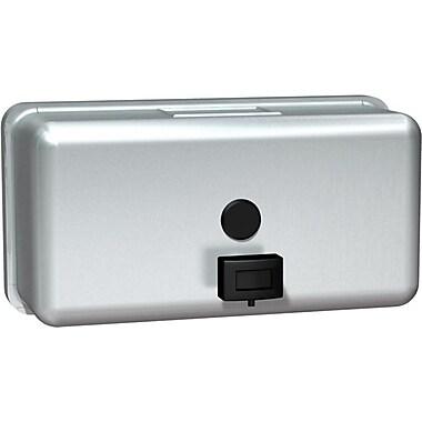 ASI – Distributeur de savon horizontal, acier inoxydable
