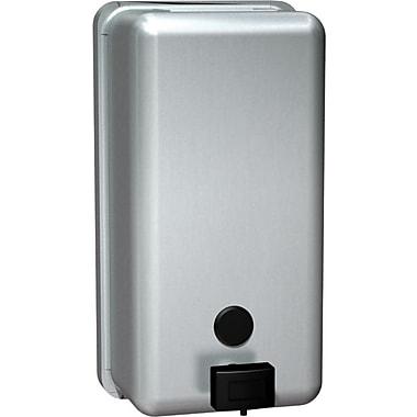 ASI Vertical Soap Dispenser, Stainless Steel