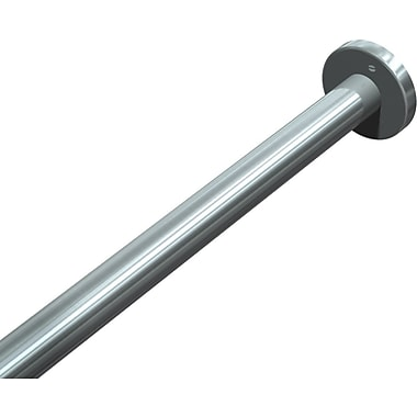 ASI Stainless Steel Shower Rod, 60