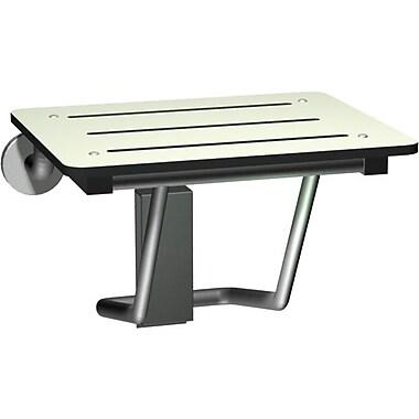 ASI Folding Shower Seat, Ivory