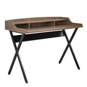 COASTER Writing Desk, Walnut (800415)