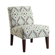 COASTER Fabric Casual Design Accent Chair, Multi (902191)