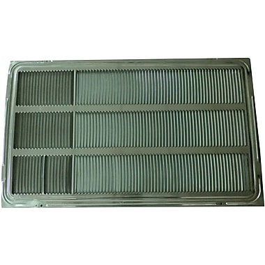 LG Stamped Aluminum Rear Architectural Grille For 26