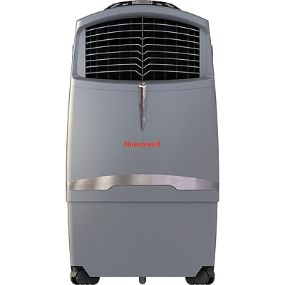 Honeywell CL30XC 63 Pt. Indoor Portable Evaporative Air Cooler with Remote Control (Grey) - Cooler - Gray 265073079