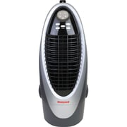 Honeywell® CS10XE 21 Pint Indoor Portable Evaporative Air Cooler With Remote Control, White/Gray