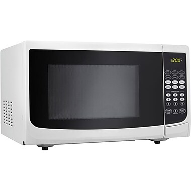 Danby® 0.7 cu.ft. 700 W Countertop Microwave Oven, White