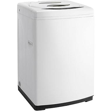 Danby® DWM17WDB Portable Top Load Washing Machine, White