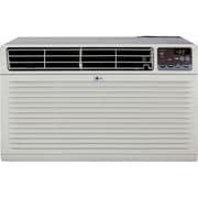 LG LT123CNR 11500 BTU 230V Through-the-Wall Air Conditioner With Remote Control, White