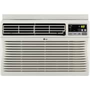 LG LW1212ER 12000 BTU Window-Mounted Air Conditioner With Remote Control, White