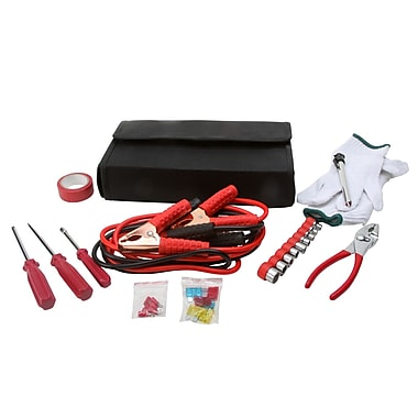 Natico Originals 32 Piece Highway Emergency Kit