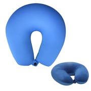 Natico Originals Travel Pillow, Blue