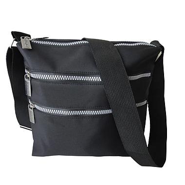 Natico Originals Cross Body Microfiber Bag