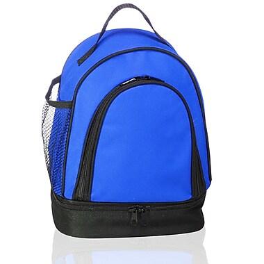 Natico Originals Two-Tone Insulated Lunch Bag, Blue