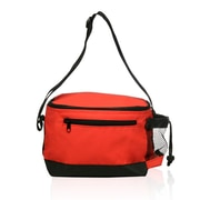 Natico Originals Insulated Cooler/Lunch Bag, Red