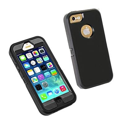 Natico Originals Protection Case For iPhone 4/5, Black 1199404