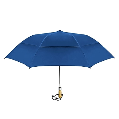 Natico Originals Vented Little Giant Auto Open Umbrella, Navy Blue
