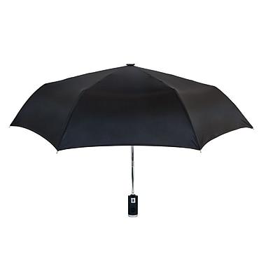 Natico Originals Auto Open & Close Umbrella, Black