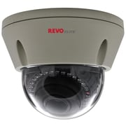 REVO REVDN700E-2 Wired Dome Camera with Day/Night Vision, White