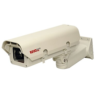 REVO™ REHXT0550-1 Elite 1080p HD IP Indoor/Outdoor Box Surveillance Camera