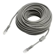 REVO™ R100RJ12C 100' RJ12 Cable With Coupler, Gray
