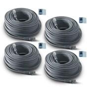 REVO™ R60RJ12C-4 60' RJ12 Cable, Black