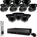 REVO™ 16CH 2TB DVR Surveillance System W/10 700 TVL 100' Night Vision Cameras