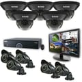 REVO™ 16CH 960H 4TB DVR Surveillance System W/700TVL 5 Dome 5 Bullet Camera & 21 1/2in. Monitor, Black