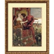 Amanti Art in.Romeo and Julietin. Framed Art by Ford Madox Brown