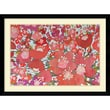 Amanti Art in.Cherry Bloomsin. Framed Art by Sally Bennett Baxley