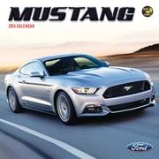 TF Publishing Mustang 2015 Mini Calendar