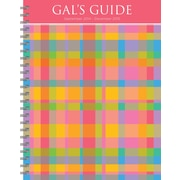 TF Publishing Gal's Guide 2015 16 Month Spiral Engagement Planner