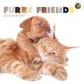 TF Publishing in.Furry Friendsin. 2015 Mini Wall Calendar